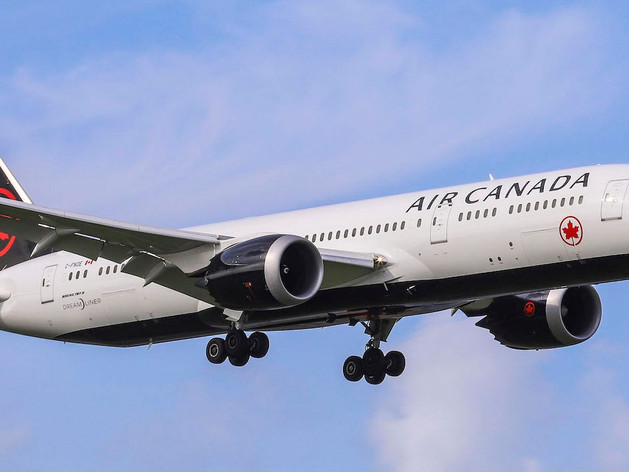 Air Canada inició vuelos desde Montreal a Bogotá