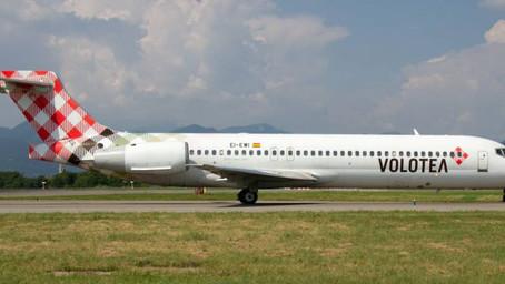 Volotea se despide del Boeing 717