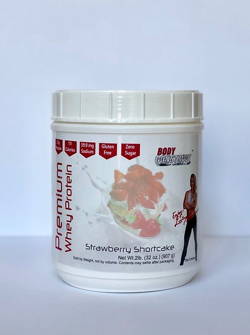 Strawberry Shortcake Protein