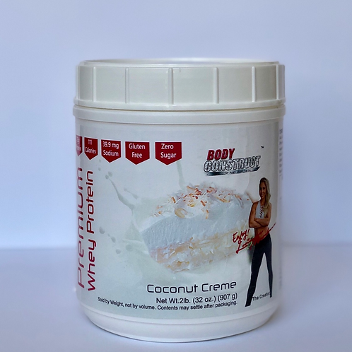 Body Construct Coconut Creme Protein
