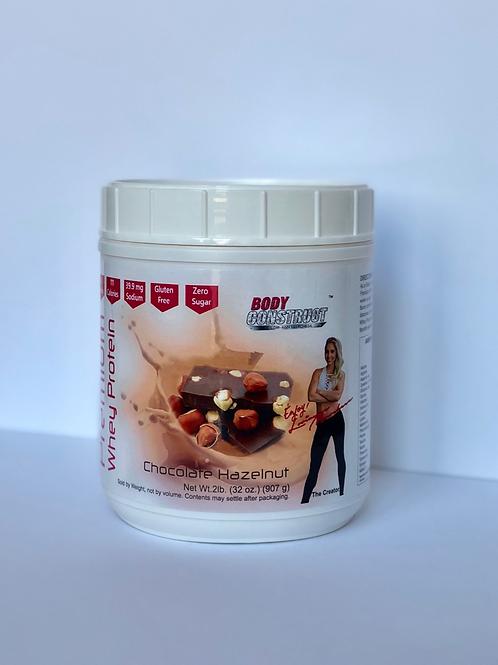 Body Construct Chocolate Hazelnut Protein