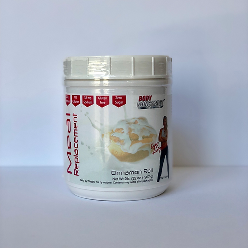 Body Construct Cinnamon Roll Meal Replacement