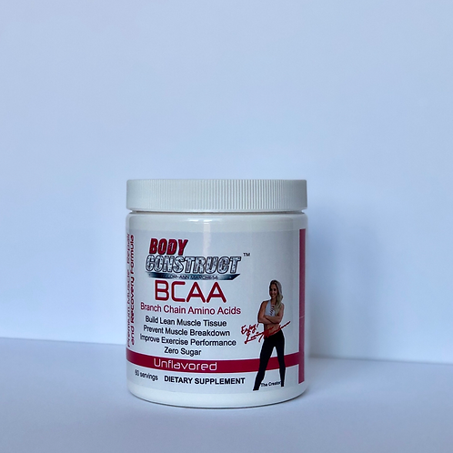 Body Construct Flavored BCAA