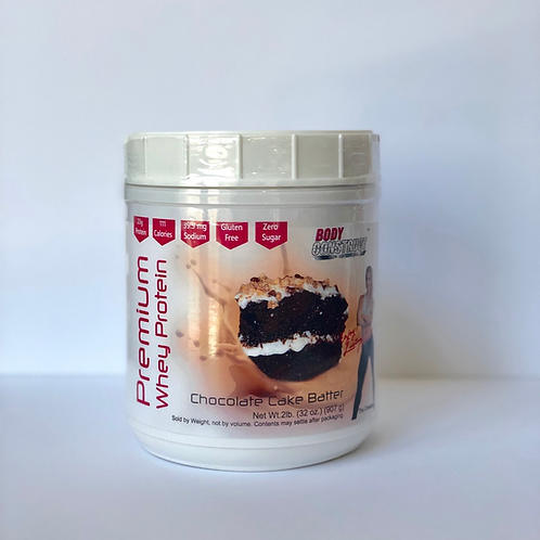 Chocolate Cake Batter Protein