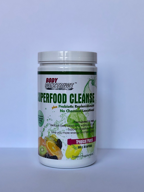 Body Construct Superfood Cleanse