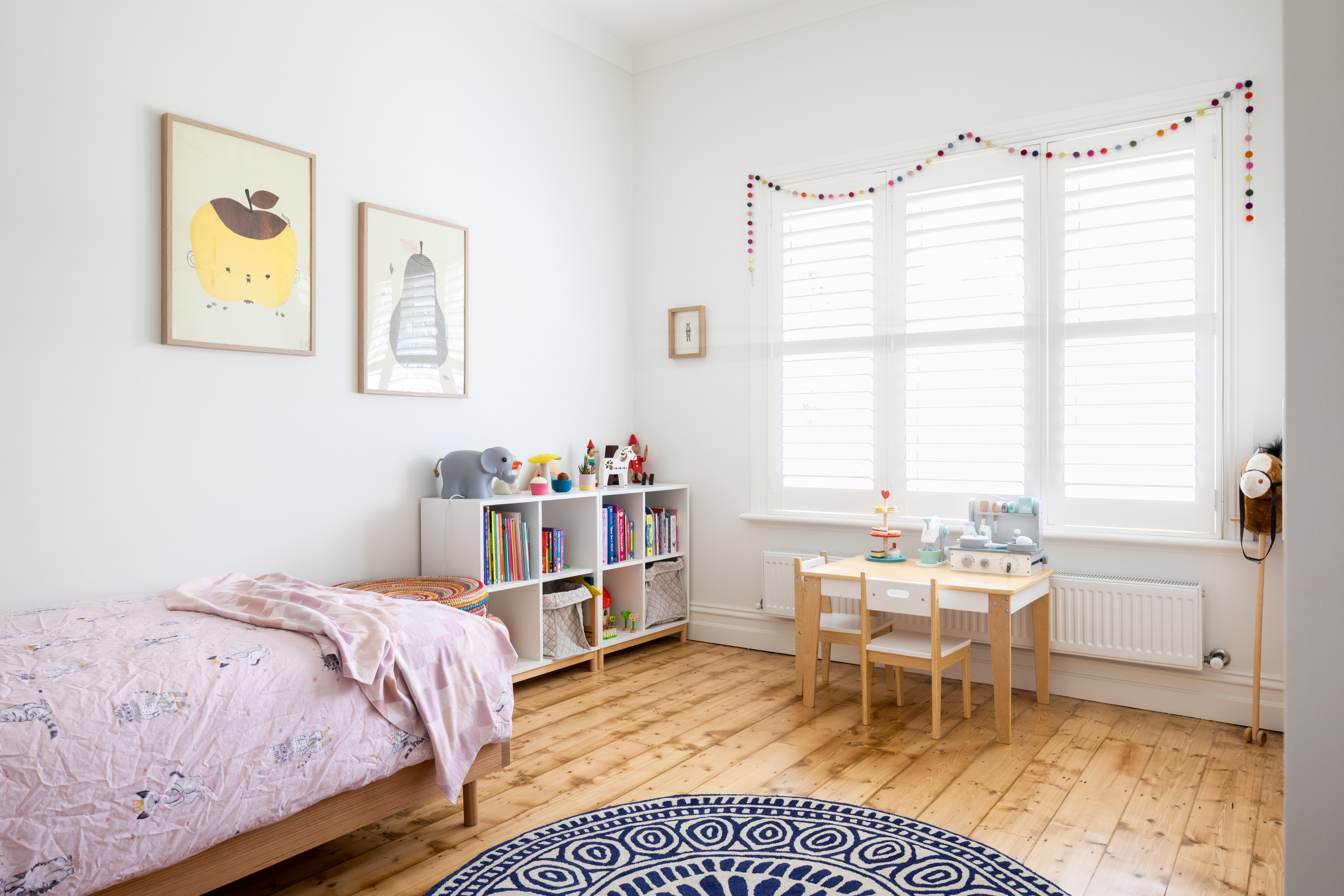 Thornbury House Kids Bedroom