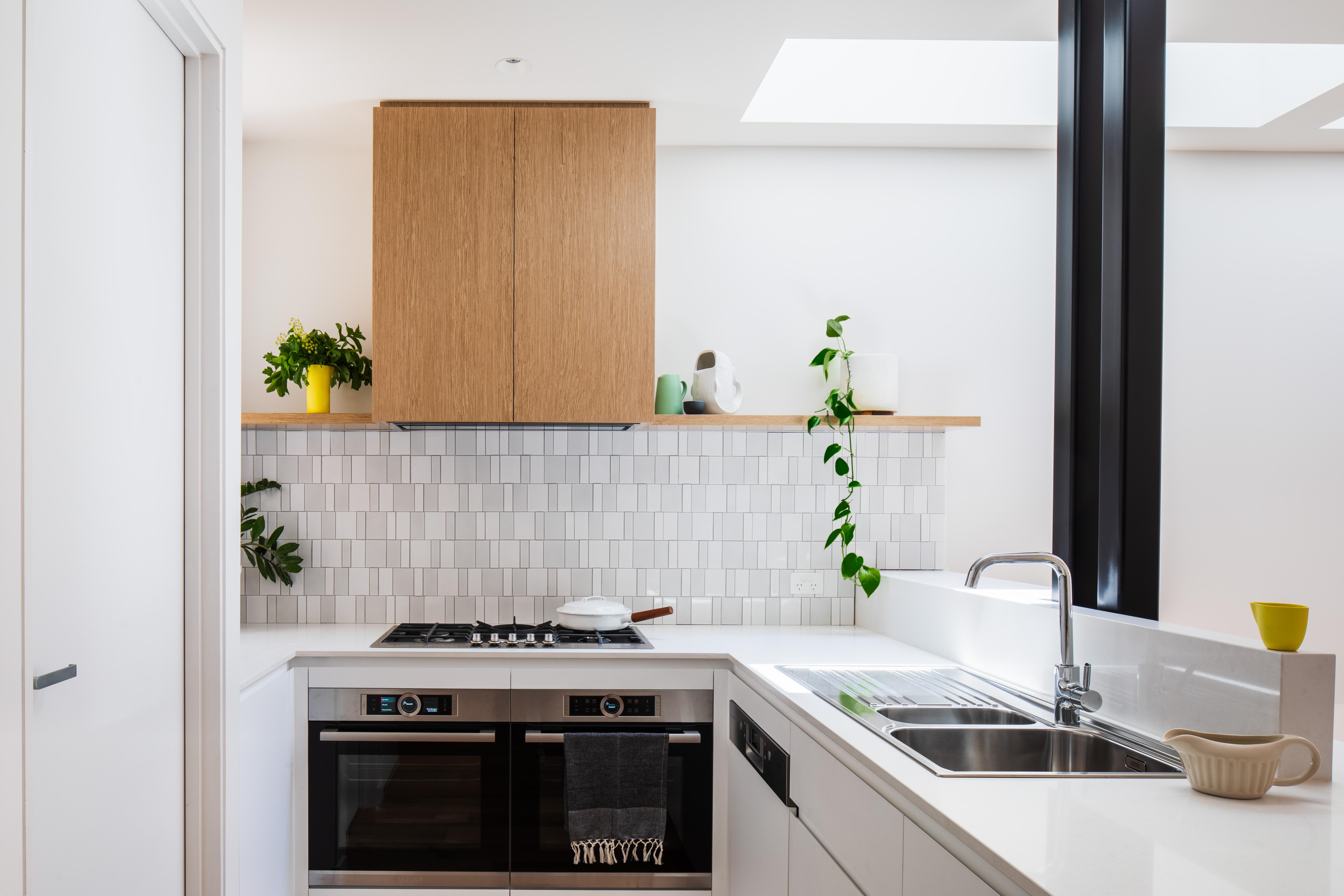 Kitchen View North Fitzroy