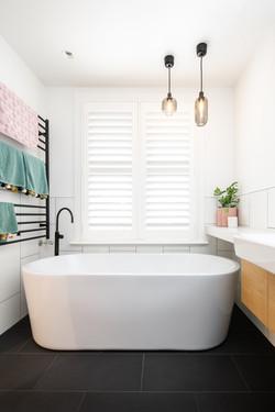 Thornbury Bathroom freestanding bath