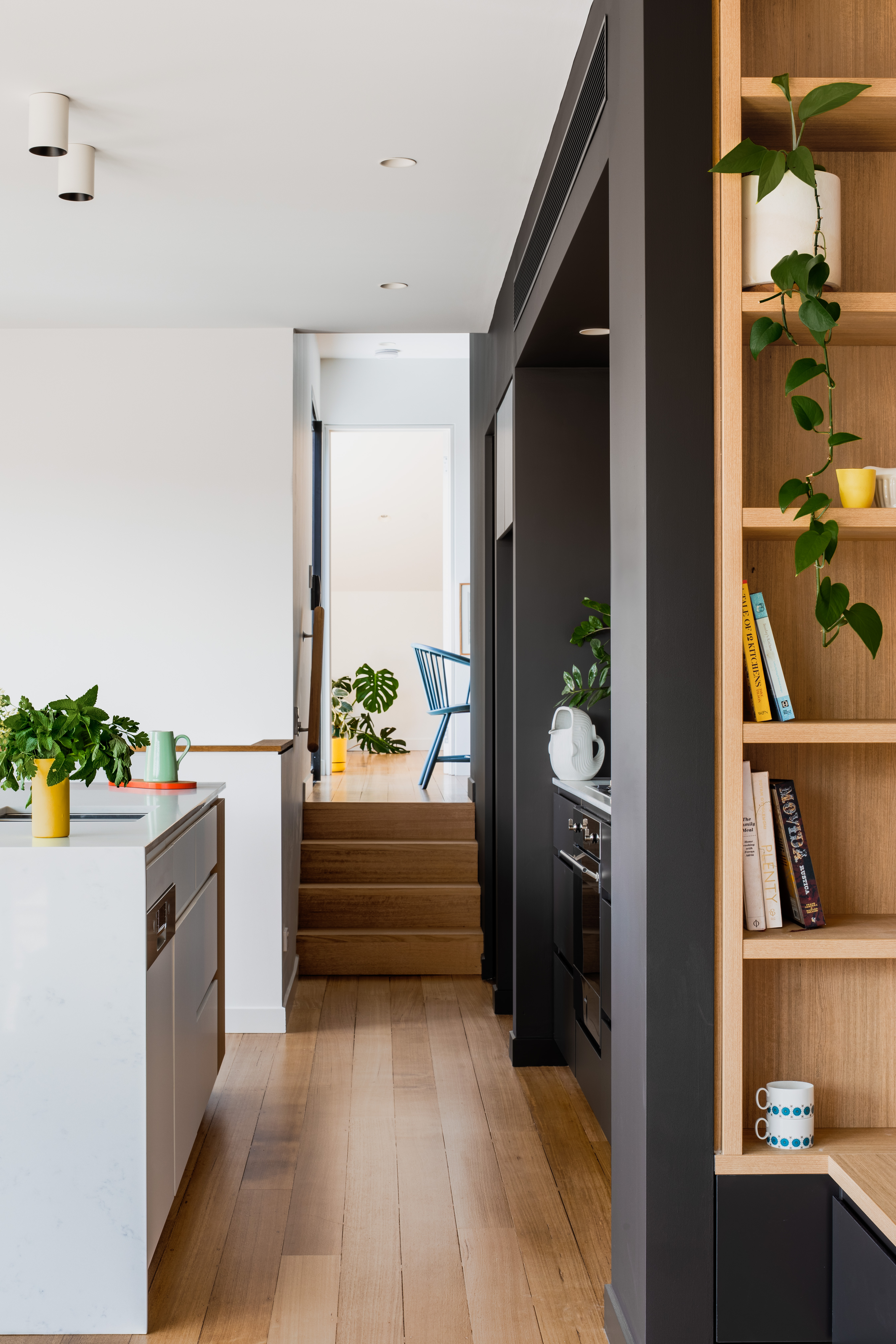 Cremorne Project Kitchen and study