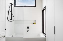 Bathroom view Cremorne House