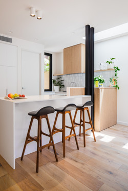 Fitzroy North Kitchen Design