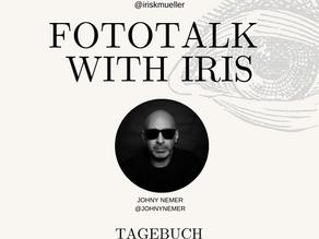 FOTOTALK with Iris - mit Fotograf Johny Nemer, St.Gallen