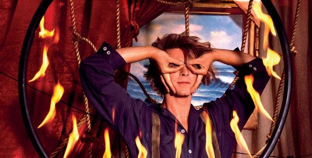 David Bowie - Zeroes (novo)