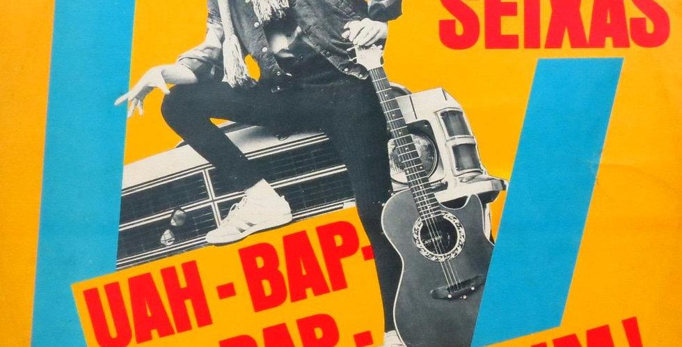 Raul Seixas UAH-BAP-LU-BAP-LAH-BÉIN-BUM! (usado)