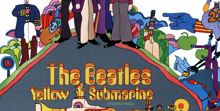 The Beatles - Yellow Submarine (novo)