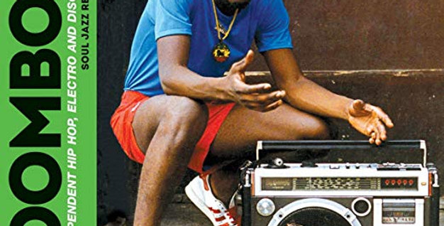 Boombox 2 - Early Independent Hip Hop, Electro And Disco Rap 1979-83 (novo)