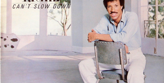 Lionel Richie - Can't Slow Down (usado)