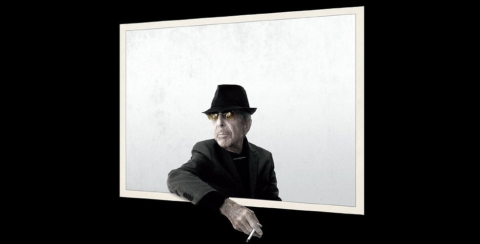 Leonard Cohen - You Want it Darker (novo)