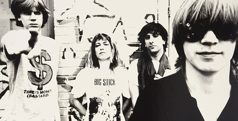 Sonic Youth - Live In Austin (novo)