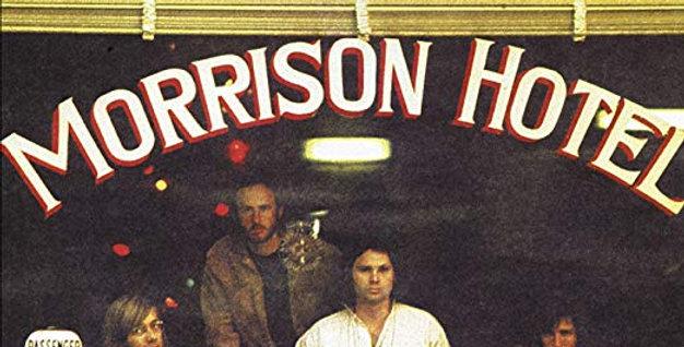 The Doors - Morrison Hotel (novo)