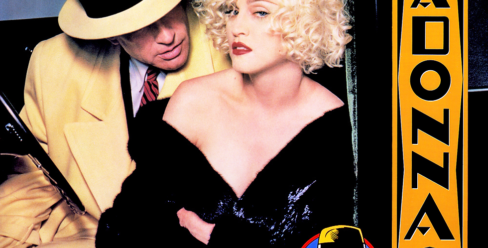 Madonna - I'm Breathless (usado)