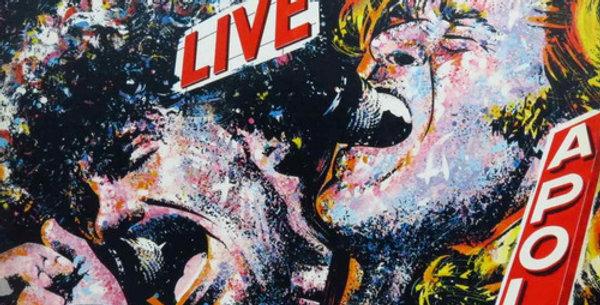 Darly Hall & John Oats - Live at the Apollo (usado)