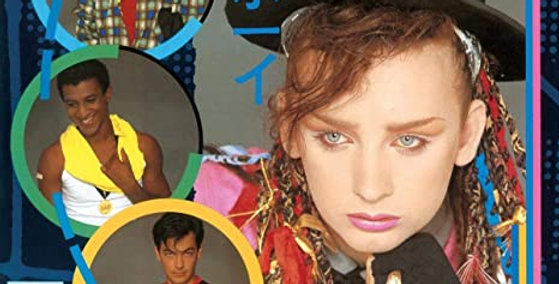 Culture Club - Colour By Numbers (usado)