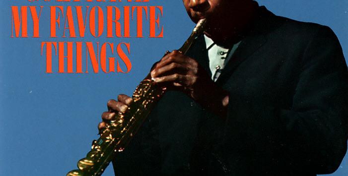 John Coltrane - My Favorite Things (novo)