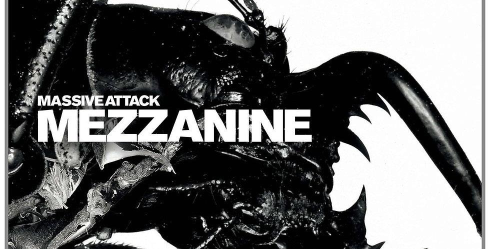 Massive Attack - Mezzanine (novo)
