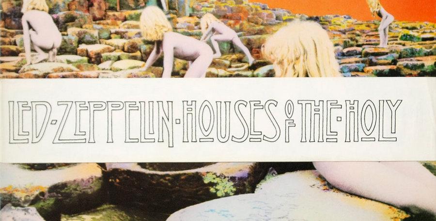 Led Zeppelin - Houses Of The Holy (novo)