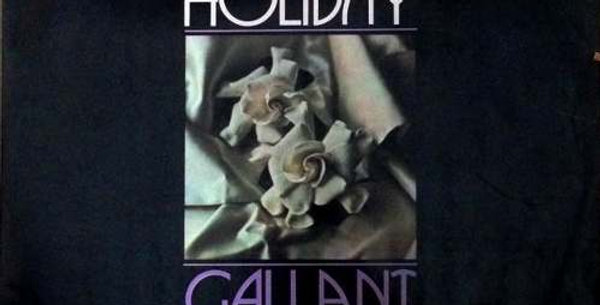 Billie Holiday - Gallant Lady (usado)