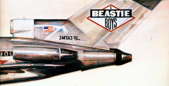 Beastie Boys - Licensed To Ill (novo)