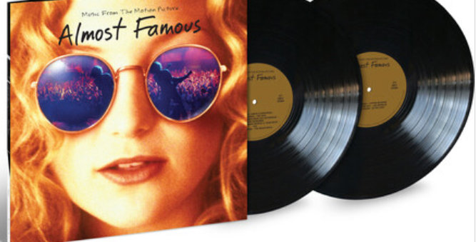 Almost Famous - Soundtrack (novo)  Pré-Venda - Total 624,00 / para pedido 50%