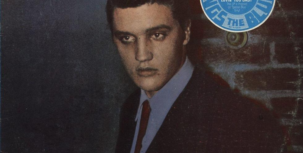 Elvis Presley - Sings The Blues (usado)