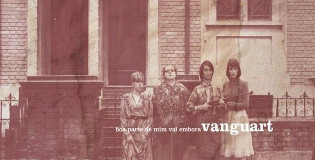 Vangart - Boa Parte de Mim Vai Embora (usado)