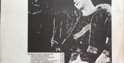 Elton John – Rock and Roll Madonna - Rare Live (usado)