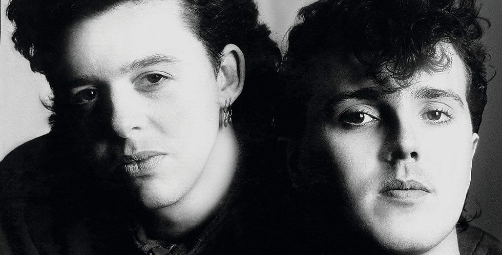 Tears For Fears - Songs From Big Chair (novo)