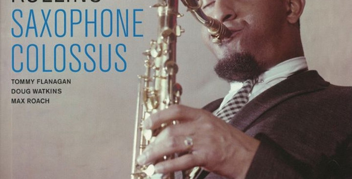 Sonny Rollings - Saxophone Colossus (novo)