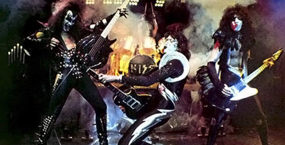 Kiss - Alive! (usado)