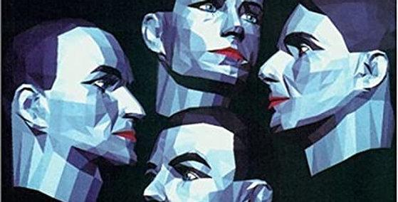 Kraftwerk - Electric Café (usado)