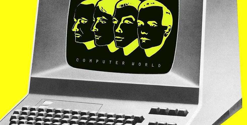 Kraftwerk - Computer World (usado)