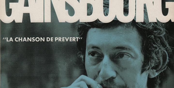 Serge Gainsbourg - La Chanson De Prevert (novo)