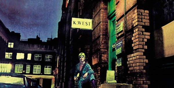 David Bowie - Ziggy Stardust (novo)