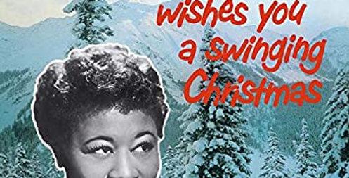 Ella Fitzgerald - Ella Wishes You a Swinging Christmas (novo)