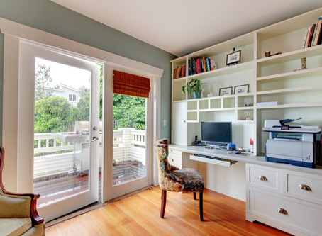 Increase Your Productivity With These 5 Home Office Decorating Tricks