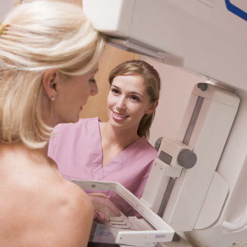 Here's What to Expect During Your First Mammogram
