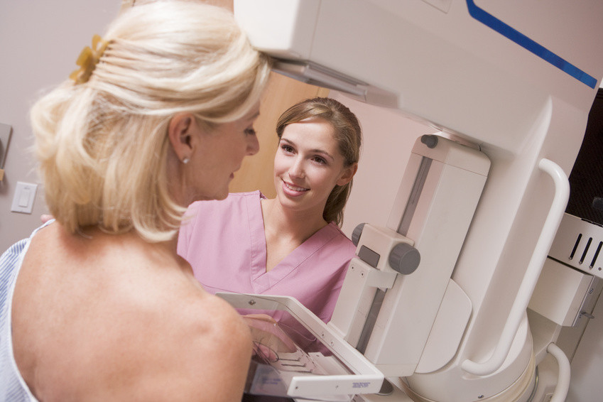 breast health screening services