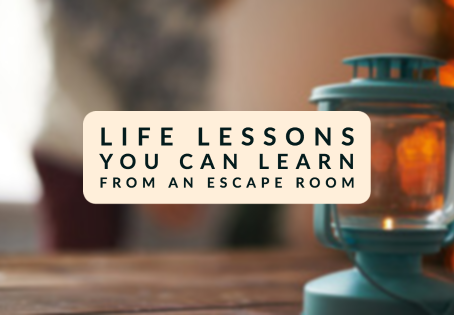 Life Lessons You Can Learn From an Escape Room