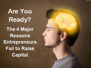 Are You Ready? 4-Reasons Why Entrepreneurs Fail