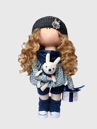 Набор для шитья куклы Кира